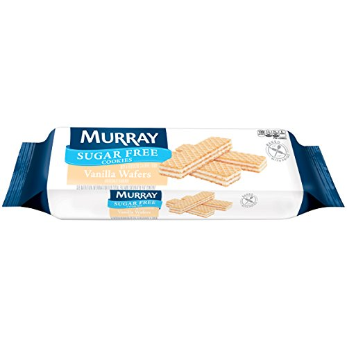 Murray, Sugar Free Vanilla Sugar Wafer Cookies, 9 oz (Sugar Free Murray Cookies)