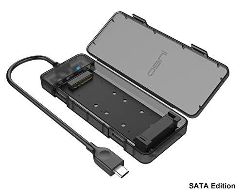 SATA M 2 SSD USB 3 1 Gen2 Enclosure, Portable NGFF External