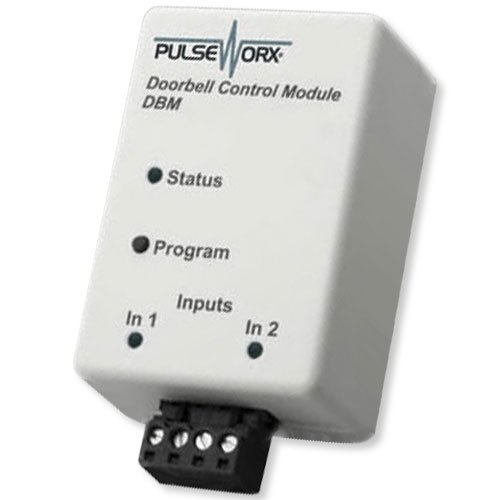 PCS PulseWorx UPB Door Bell Module (DBM) by Powerline Control Systems (PCS)