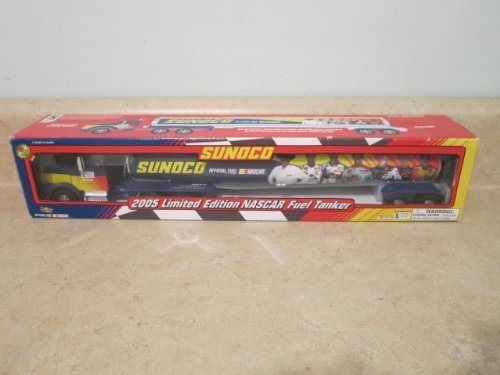- SUNOCO Limited Edition NASCAR Fuel Tanker Dated 2005