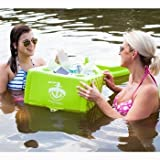 TRC Recreation SS Goodlife Floating Cooler