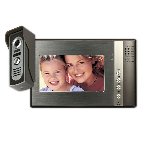 Generic-7-inch-Color-LCD-Video-Door-Phone-Doorbell-Home-Entry-Intercom-System-1-Monitor-1-Metal-Camera-Night-Vision-702