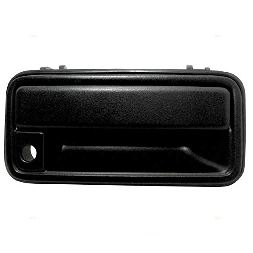 - Passengers Front Outside Exterior Textured Door Handle Replacement for 95-00 GM Pickup Truck SUV 15742230 AutoAndArt