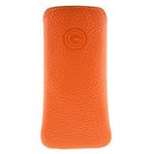 Galeli G-IP5EASY-06 Easy Rolax Leder Case für Apple iPhone 5 orange