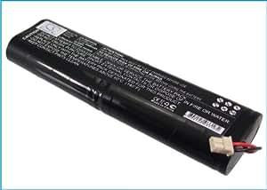 Bateria GPS Topcon Hiper Pro, Hiper Lite Plus, Hiper-L1, Hiper Ga, Hiper Gb, 24-, Li-ion, 4400 mAh