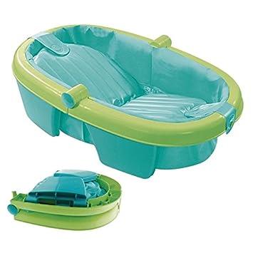 Summer Infant Newborn to Toddler Fold Away Baby Bath.: Amazon.co ...