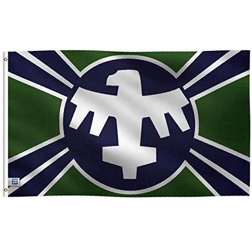 91ST INFANTRY DIVISION 3/'X5/' 2PL POLYESTER 1-SIDED INDOOR 4 GROMMET BANNER//FLAG