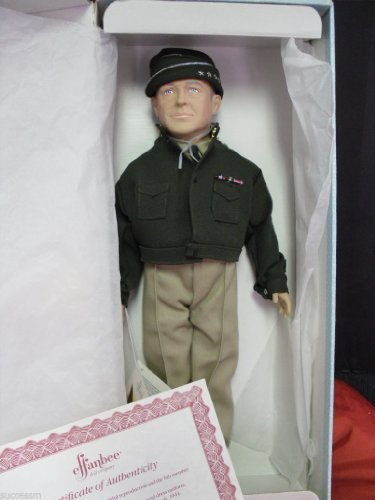 Effanbee Vintage Doll Dwight David Eisenhower The Presidents Collection #FB7906