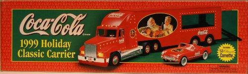 Coca Cola Toy Truck - 1