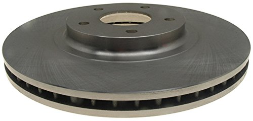 ACDelco 18A1702A Advantage Non-Coated Front Disc Brake Rotor by ACDelco