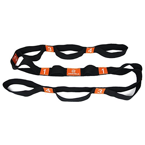 PROCIRCLE Yoga Stretch Strap - 1.6