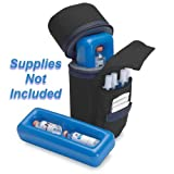 Insulin Protector Case Insulin Cooler - Black