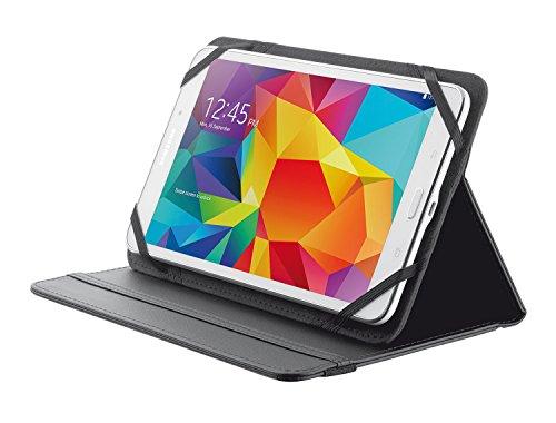 """Trust Primo - Funda para Tablet de 7-8"""" (función Soporte), Negro"""