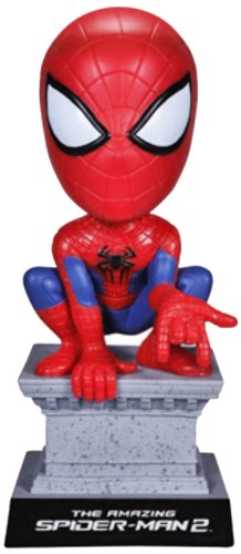 Funko Marvel - Spiderman Movie 2 - Spiderman Wacky Wobbler