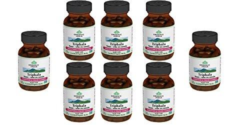 (8 PACK) - Organic India - Triphala | 60's | 8 PACK BUNDLE … by ORGANIC INDIA