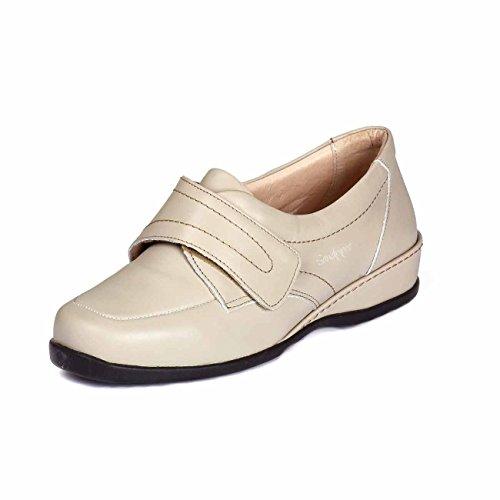 Piel Otra para de mujer Zapatos cordones negro Sandpiper de xZIqw1XAvU