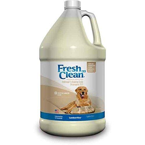 Lambert Kay Fresh 'N Clean Oatmeal 'N Baking Soda Dog Shampoo, 1-Gallon by Lambert Kay (Oatmeal Lambert Kay)