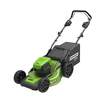 Greenworks Tools 2502907 cortacésped Autopropulsado 46 cm 60 V ...