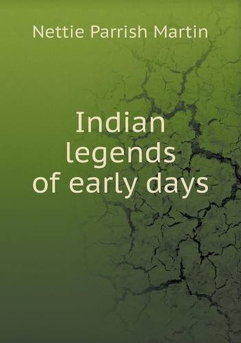 Indian legends of early days PDF