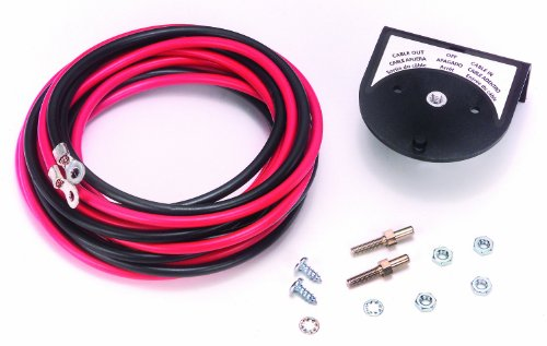 Superwinch 1501B Kit - Remote dash mount kit for direct rotary switch, fits all X series models EX, X1 & X2 series.