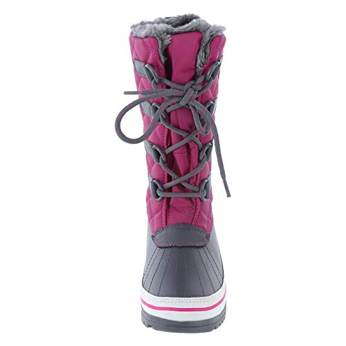 Pictures of Rugged Outback Rasberry Grey Girls' Blizzard -10 177441010 2