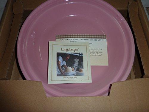 Longaberger LTD ED Horizon of Hope Pink Grandma Bonnie's Pie -