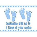 Blue Twins Customized PLACEMAT (8 CT.) by Partypro