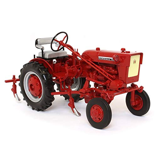 Spec Cast 1/16 High Detail IH Farmall Cub with Cultivator, 70th Anniversary
