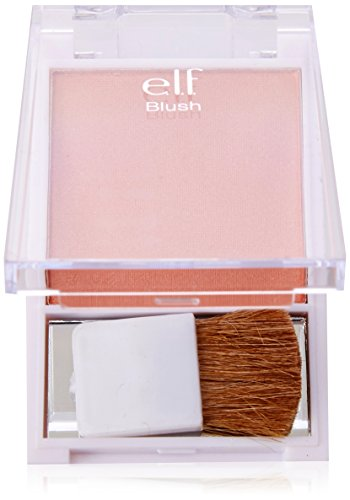 e.l.f. Blush with Brush, Glow, 0.21 Ounce