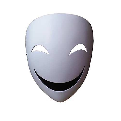 Rulercosplay Black Bullet Kagetane Hiruko Cosplay Mask Halloween Gentleman Mask -