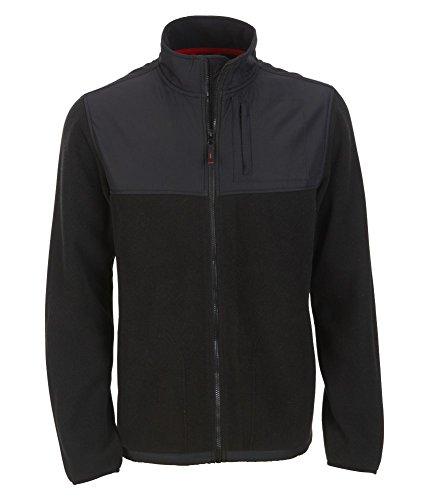 Aeropostale Mens Full Zip Fleece Jacket 001 Xl