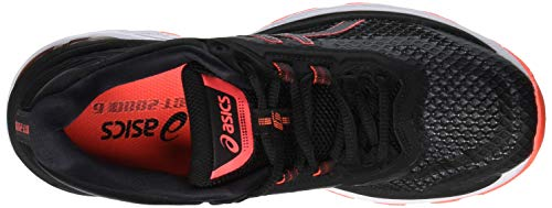 Black Shoes Gt Women's 001 Training Flash Coral 2000 6 Black Asics 2a 5nqfx8w1qY