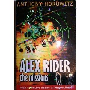 The Missions - Book  of the Alex Rider
