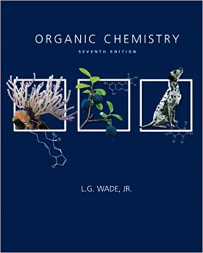 Organic chemistry 7th edition l g wade jr 9780321592316 organic chemistry 7th edition 7th edition fandeluxe Gallery