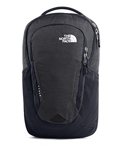 The North Face Vault Backpack, Urban Navy Light Heather/TNF White