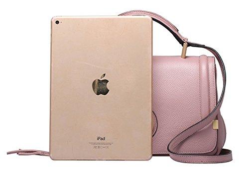 tracolla a Weidu a rosa per rosa tracolla Borsa borsa in pelle moda impermeabile donna qBWwSEA5w
