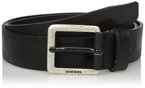 Diesel Men's B-taken Belt, black, 85