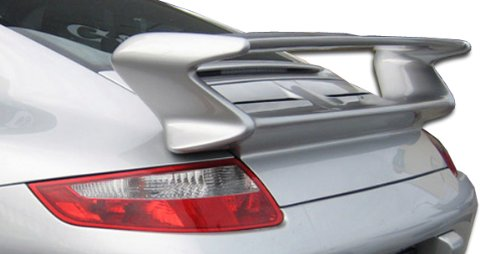 Body 997 - Duraflex ED-DUN-120 GT-3 Look Wing Trunk Lid Spoiler - 1 Piece Body Kit - Compatible For Porsche 997 2005-2008