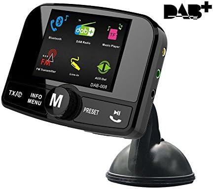 Dab Sender Karte.Dab Radios Savori 1 8 Lcd Display Tragbare Fm Dab Radio