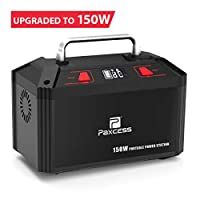 Paxcess 150W Portable Power Station 178W...