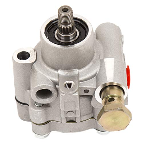 - Evergreen SP-1407 Power Steering Pump fit 02-09 Nissan Altima Maxima 3.5L DOHC 49110-7Y000 21-540