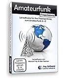 Amateurfunk - Lernsoftware für die Theorieprüfng zum Amateurfunkzeugnis Klasse A + Klasse E