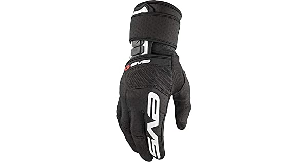EVS Wrister Gloves Md Black GLWBK-M