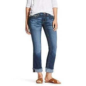 "OLD NAVY Blue Denim Flirt Mid-Rise Bootcut Jeans Inseam 36/"" Size 2L 2 Long NWT"