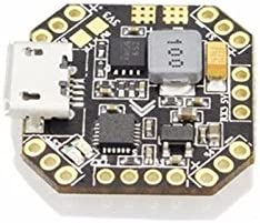 Quickbuying STM32F303 F3 Femto Flight Controller with Integrated BEC//Buzzer Pads//VBat//PDB