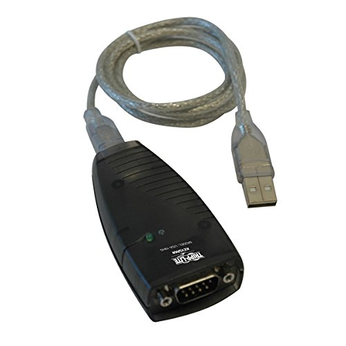 Tripp Lite Keyspan High-Speed USB to Serial Adapter, PC & Mac - Cable Serial Smart Cable