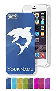 iPhone 5/5S Case/Cover - GREAT WHITE SHARK - Personalized for FREE