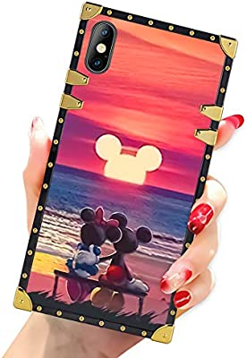 Amazon.com: DISNEY COLLECTION iPhone Xs max Case Disney ...