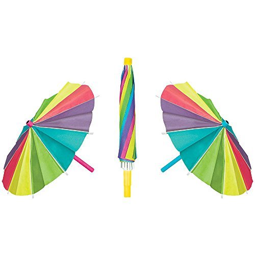 Amazon Amscan 180108 Paper Umbrella Decorations By Toys Games