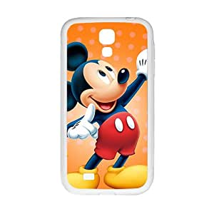 ZXCV Classic Mickey Mouse fashion Cell Phone Case for Samsung Galaxy S 4